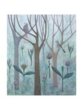 Fantasy Garden, 2005 Giclee Print by Ruth Addinall