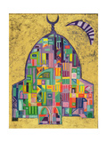 The House of God II, 1993-94 Giclee Print by Laila Shawa