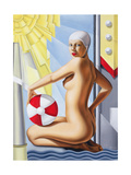Sunworshipper I, 2005 Giclee Print by Catherine Abel