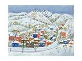 Winter, 1979 Giclee Print by Radi Nedelchev