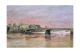 London Bridge, 1994 Giclee Print by Isabel Hutchison