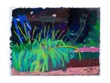 Plant Life Giclee Print by Simon Fletcher
