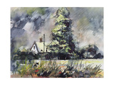 Stormy Weather Giclee Print by John Lidzey