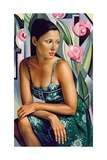 Belle Du Jour, 2007 Giclee Print by Catherine Abel