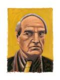 Henry Moore, 2009 Giclee Print by Sara Hayward