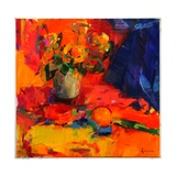 Summer Table Giclee Print by Peter Graham