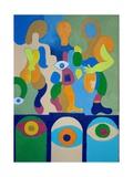 Adieu, 2009 Giclee Print by Jan Groneberg