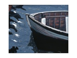 Dockside: Stockholm, 2004 Giclee Print by Peter Wilson