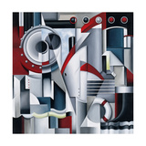 Maiden Voyage, 2003 Giclee Print by Catherine Abel