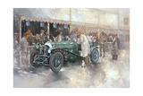 Bentley Old No.7 Giclee Print by Peter Miller