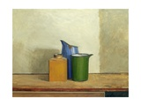 Three Tins Together Giclee Print by William Packer