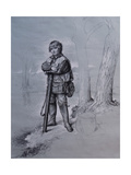 Portrait of Edward Gorst Aged 10, 2008 Giclee Print by James Gillick