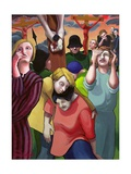 John Cares for Mary, 1996 Giclee Print by Dinah Roe Kendall