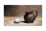 Milk Jug and Egg II Giclee Print by James Gillick