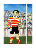 Full-Back, 1946 Giclee Print by Sir Sidney Nolan
