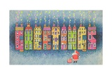 Christmas Greetings Giclee Print by Stanley Cooke
