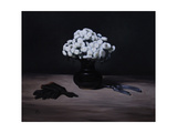 Chrysanthemums and Gloves, 2008 Giclee Print by James Gillick