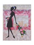 La Petite Cocotte, 2009 Giclee Print by Jenny Barnard