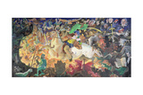 In Hell They'Ll Roast Thee Like a Herrin!, C.1996 Giclee Print by Alexander Goudie