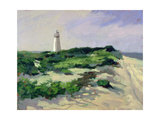 Lighthouse Giclee Print by Sarah Butterfield