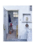 Interior with Red Jug, 2005 Giclee Print by Charles E. Hardaker