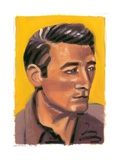 Louis MacNeice, 2008 Giclee Print by Sara Hayward