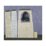 The Bell, 1967 Giclee Print by John Armstrong