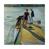 Evening Trial, Henley, 1999-2000 Giclee Print by Timothy Easton