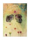 Valentine's Day, 1984 Giclee Print by George Adamson