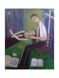 Epiphany, 2002 Giclee Print by Roya Salari