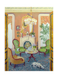 Afternoon Tea Giclee Print by William Ireland