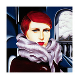 European Winter, 2000 Giclee Print by Catherine Abel