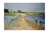 Martha's Vineyard Giclee Print by Sarah Butterfield