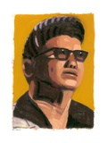 Roy Orbison, 2008 Giclee Print by Sara Hayward