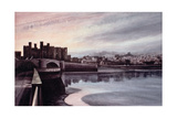 Conwy Bridge Giclee Print by Jane Carpanini