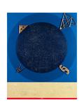 Misuratore, 1999 Giclee Print by Lucio Del Pezzo