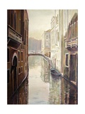 Venetian Life Giclee Print by Kevin Parrish