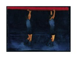 Rowers, 2010 Giclee Print by Graham Dean