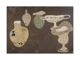 Vases, 1937 Giclee Print by John Armstrong
