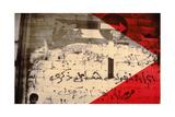 The Road to Jerusalem, 1992 Giclee Print by Laila Shawa