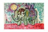 Brenda Brin Booker - Elephant - Giclee Baskı