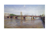 Lambeth Bridge, 1994 Giclee Print by Isabel Hutchison