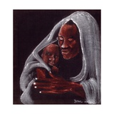 Father and Son, 2003 Giclee Print by Ikahl Beckford
