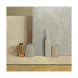 Pale Grey and Blue Giclee Print by William Packer