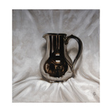 Silver Jug Giclee Print by James Gillick