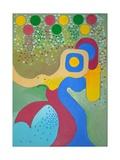 Tango, 2009 Giclee Print by Jan Groneberg