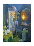 Dressing Room (Victorian Style) Giclée-Druck von William Ireland