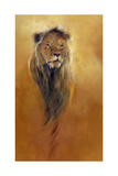 King Leo, 2000 Giclee Print by Odile Kidd