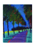 Avenue, 2008 Giclee Print by Paul Powis