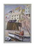 FY Boats Giclee Print by Mary Nancy Skempton
